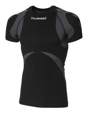 HUMMEL Base Layer Shirt KA, schwarz #07-933-2055